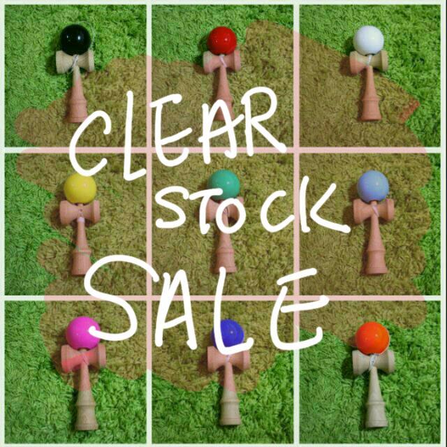instock Glossy Cheap Kendama
