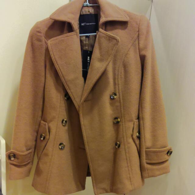 *全新品*NET氣質女式大衣外套