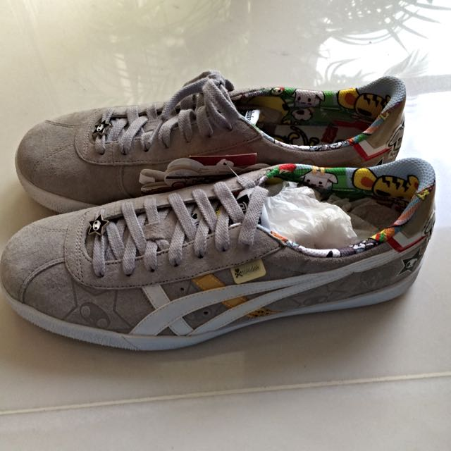 low priced fda5a 83800 Onitsuka Tiger Tokidoki Shoes, Everything Else on Carousell