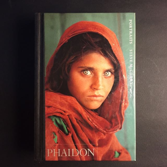 Steve Mccurry Portrait Book Photography On Carousell