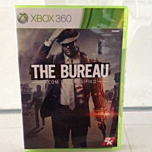 Xbox 360 The Bureau Xcom Declassified Toys Games Video Gaming