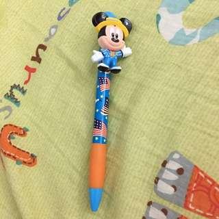 迪士尼 造型原子筆