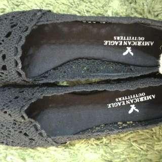 AE美國鷹蕾絲休閒鞋