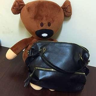 ✨黑色韓版包包