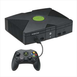 Xbox 1st/First Generation