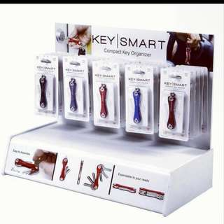 Keysmart Retail Pack/ Smart Key Organiser / Key Holder