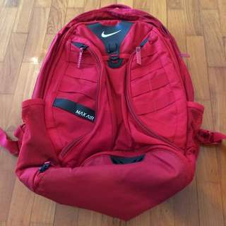 AUTHENTIC Nike Max air Backpack