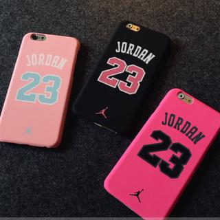 Air Jordan / 23 號 / 手機殼 / 帥氣粉紅配色
