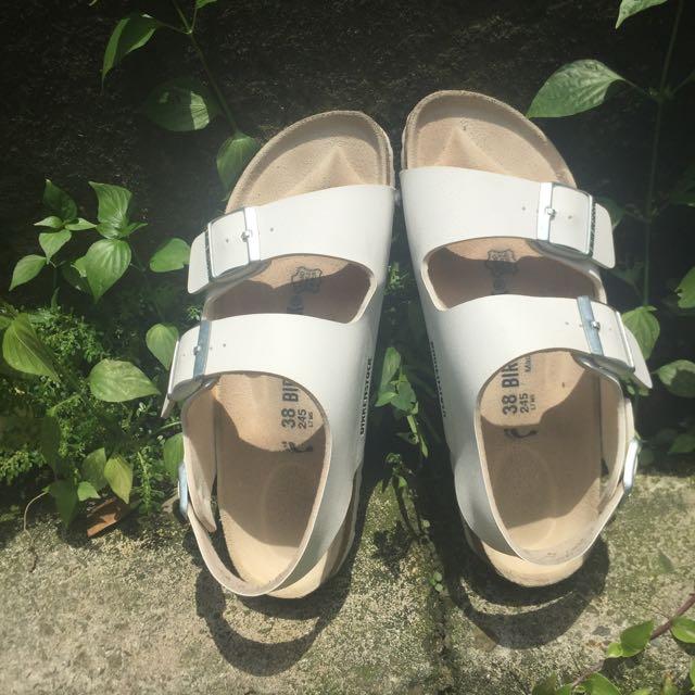 勃肯涼鞋[正]