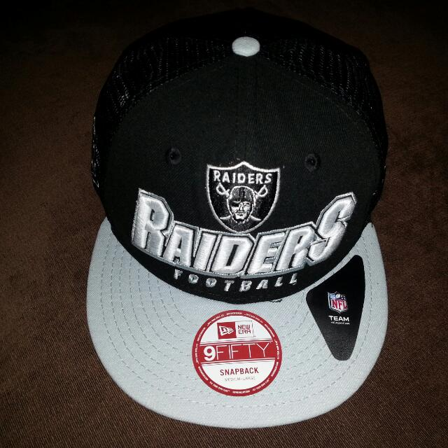 f50a76ce9967bf Brand New !!! New Era , Caps , Cap , Trucker Cap , Hats , Raiders ...