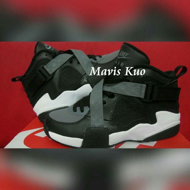 歡迎買回去驗鞋假鞋我退費 Nike AIR RAID 灰【買到賺到】