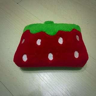 可愛🍓草莓小包包