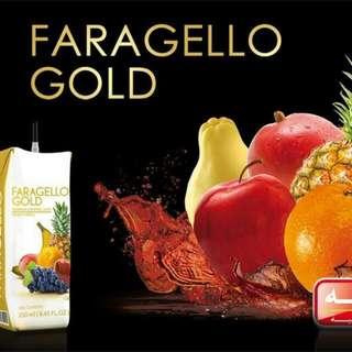 FARAGELLO JUICES (1box)250ml×24