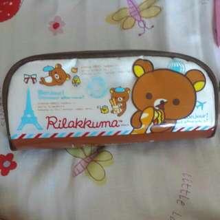 拉拉熊鉛筆盒