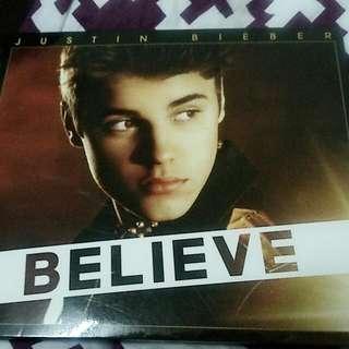 Justin Bieber BELIEVE (原價539元)
