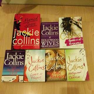 Jackie Collins Collection