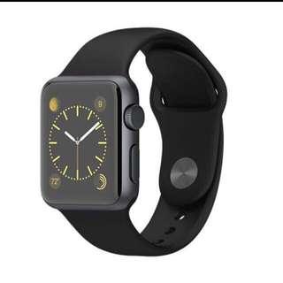Apple Watch 42mm Aluminum Space Grey