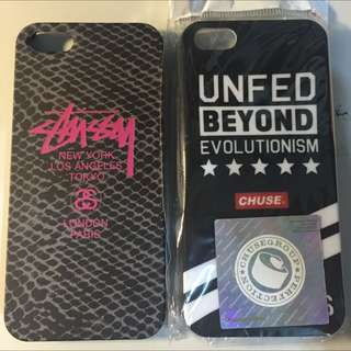 全新stüssy chuse iphone 手機殼