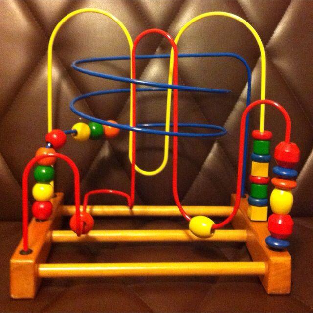 寶寶木製教材