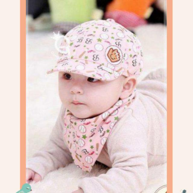 嬰幼兒棒球帽