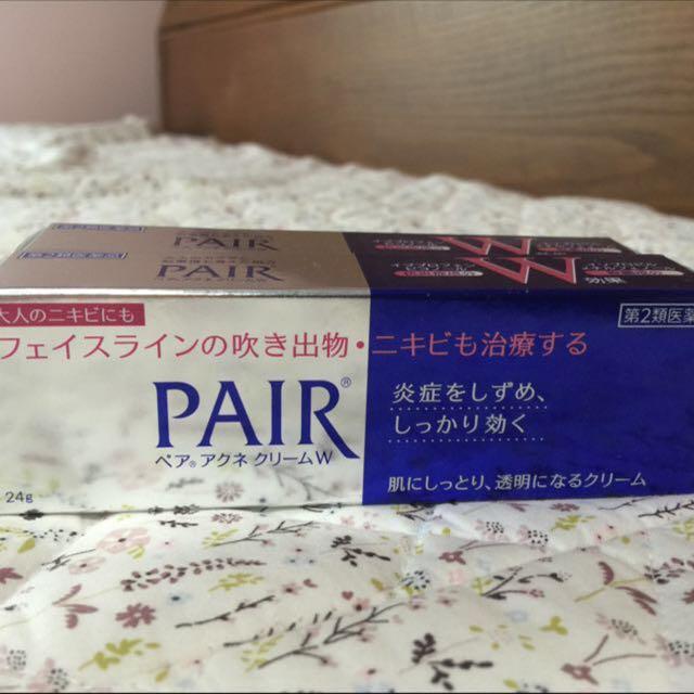 (售出)日本 Pair 痘痘藥膏 24g(全新)