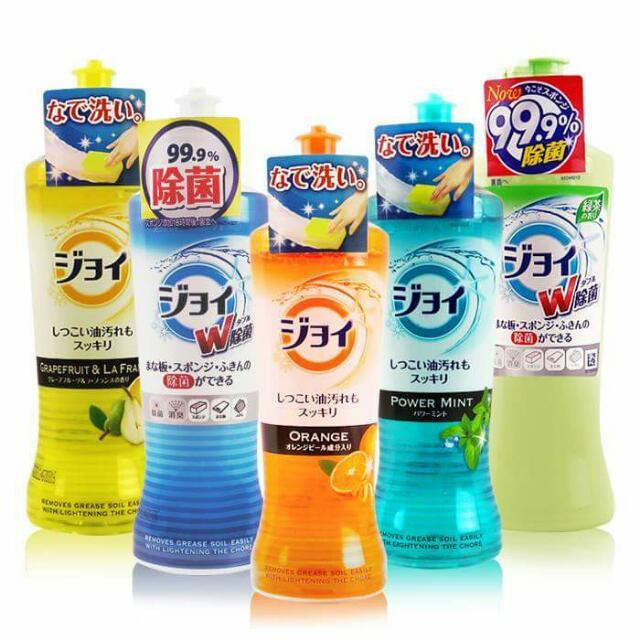 日本 P&G JOY濃縮洗碗精 250ml