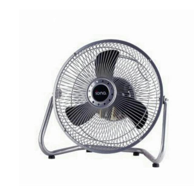 "70% Off Iona High Velocity Fan (9"")"