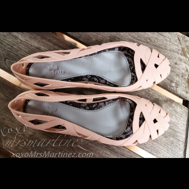 Melissa X Jason Wu 芭蕾款防水娃娃鞋(保留中)