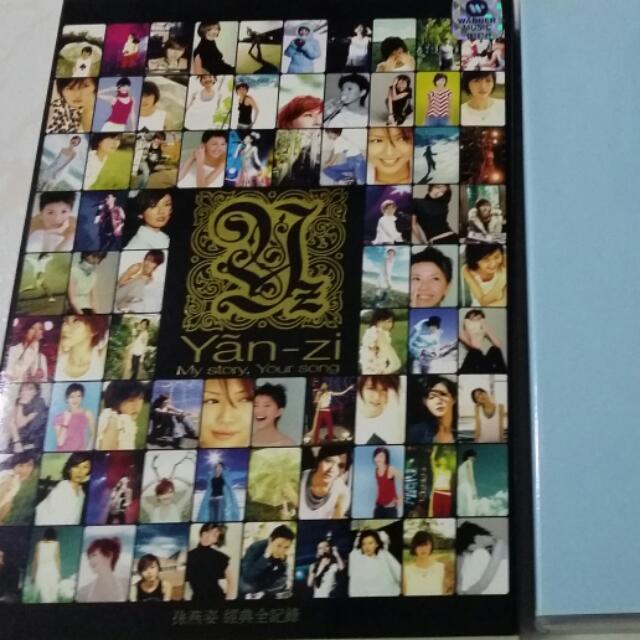 [Original CD] Stefanie Sun Yanzi My Story Your Song Compilation