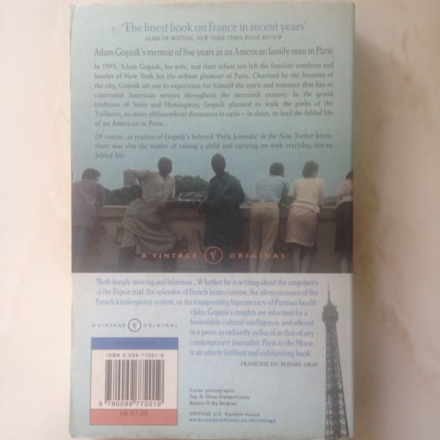 Paris to the Moon: Family in France: A Family in France