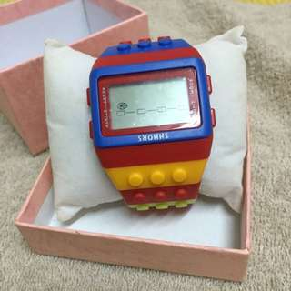 降價👊🏼樂高積木錶⌚️