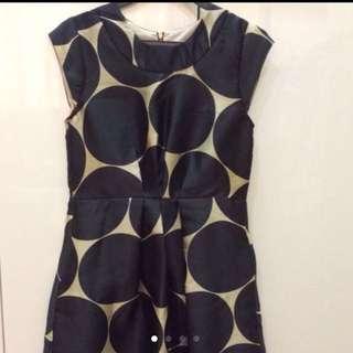 Kate Spade Cut Label Dress