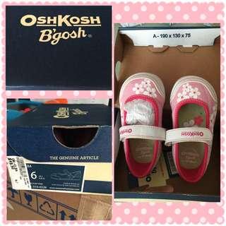 Fast Deal Price Reduced!! Oshkosh B'gosh Toddler Girl Shoes (brand New)