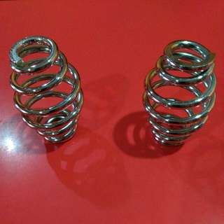 3 Inches Coil Spring For Harley Davidson Custom Sportster Solo Seat