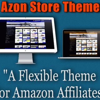 Azon Store Theme with MRR