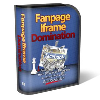 Fan Page IFrame Domination - FB Fan Page WordPress Theme