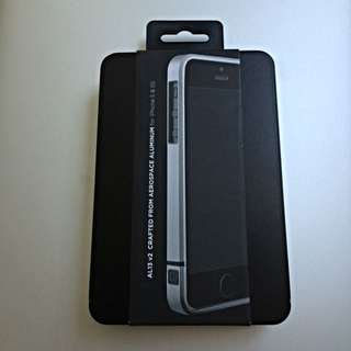 AL13 v2 Aluminum Iphone 5 5s Case