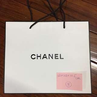 Chanel 紙袋(長期)