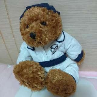 🚚 Mazda可愛小熊
