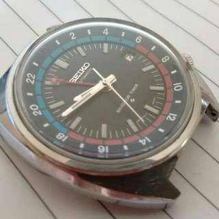 Vintage Seiko 6117 Navigator Timer