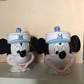 Mickeys Mouse Mugs