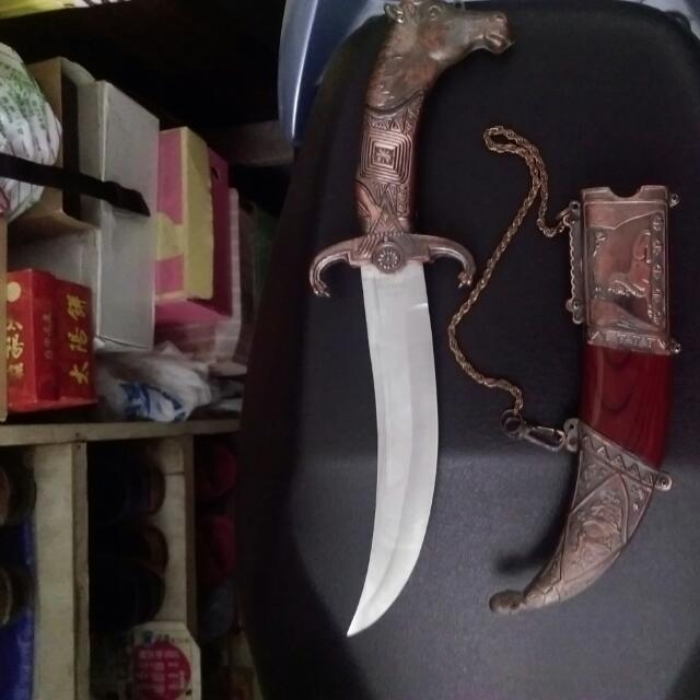 造型擺飾刀品