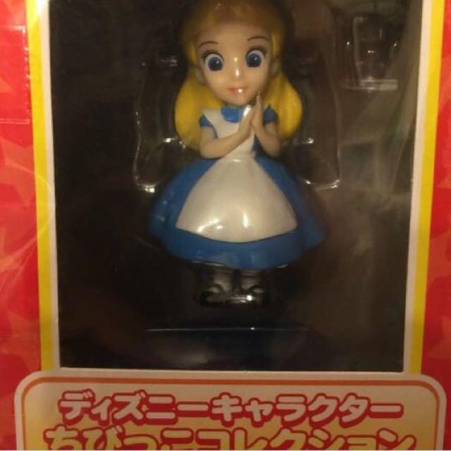 強力徵求💕愛麗絲盒裝公仔