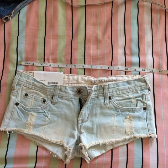 牛仔褲全新