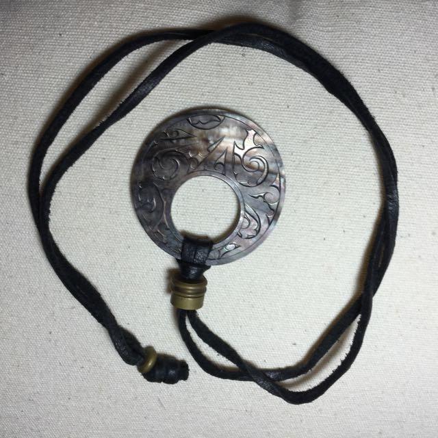 沖繩貝殼🐚項鍊
