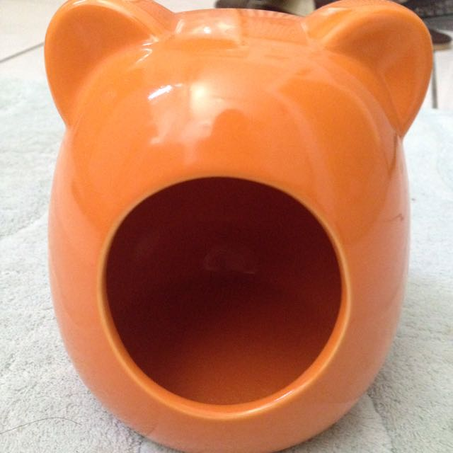 倉鼠 寵物鼠 陶瓷鼠窩