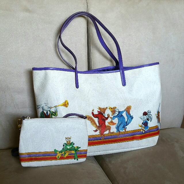 wholesale dealer fce81 1c5e8 *Sale*Etro Shopping Bag