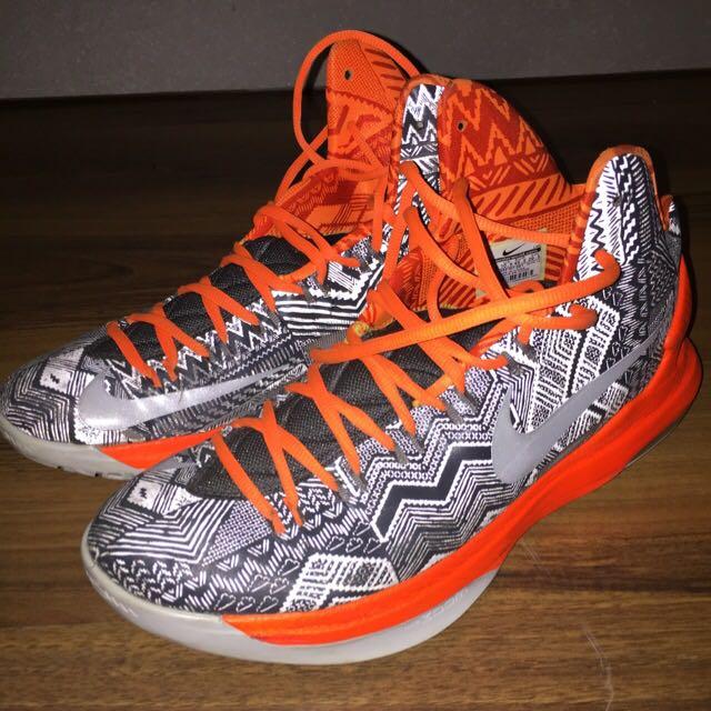 Nike Kevin Durant KD5 BHM 反光 籃球鞋