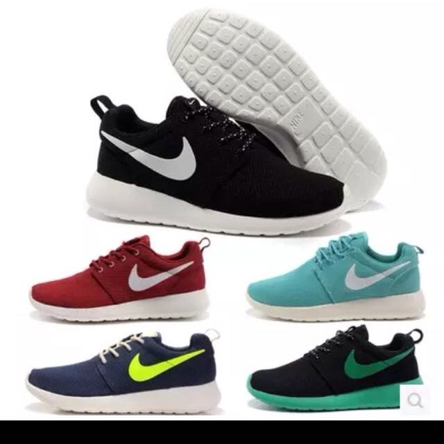 3d64bdff3c12 Nike Roshe Runs With Many Designs