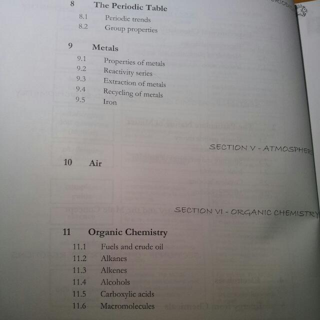 O level chemistry challenging drill questions books stationery o level chemistry challenging drill questions books stationery textbooks on carousell urtaz Images